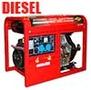 Сварочное оборудование Сварочные генераторы (дизель)